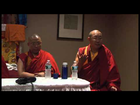Tibetan Public Talk - Speech in New York, December 2012, part5