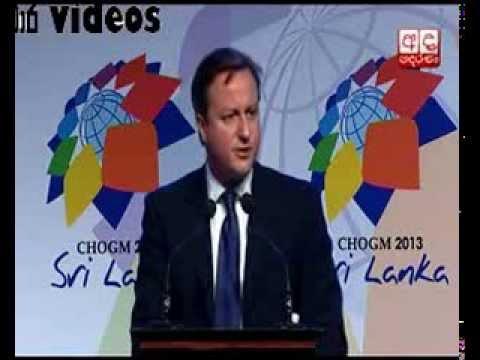 British PM warns Sri Lanka of UN action over war crimes allegations