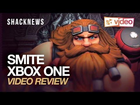 Xbox One Smite Review