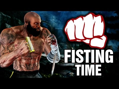 Fisting Time: With Kimbo Slice - Killer Instinct Online video