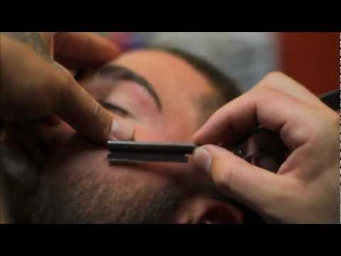 LEARN TO CUT HAIR LIKE VICK - WWW.VICKTHEBARBER.COM / TIMELESS BARBERS