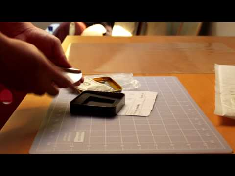 Storus Smart Money Clip Titanium - Unboxing