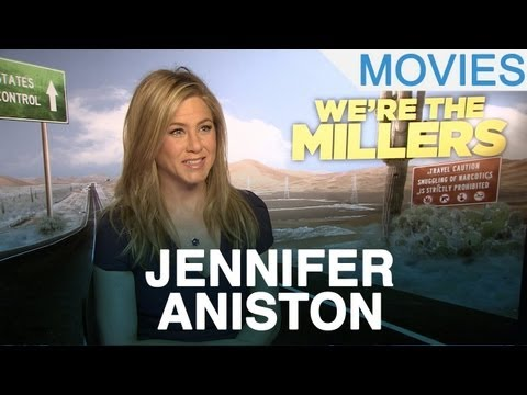 Jennifer Aniston On 'We're The Millers', 'Friends'