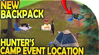 New Backpack Hunter 39 S Camp Event Location Inbound Last Day On Earth Survival Update 1 10 2