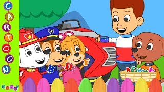 ♥ Animation Movies For Kids ♥ Pups and the Very Big BABY ♥ Paw Patrol Full Episodes English