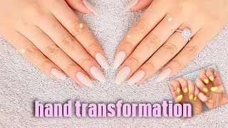 FUGLY to FAB | Short and Chipped Nail Transformation