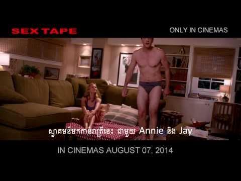 Sex Tape Movie - Official International Trailer -  Khmer Sub