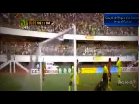 Ghana vs Togo 3-2 All Goals & Highlights Africa Cup of Nations Qualification (09/10/2014)