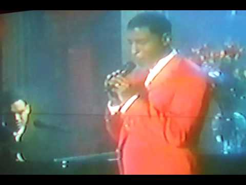El DeBarge and Babyface You Are So Beautiful (LIVE)