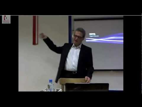 Лекция Пьера Броше