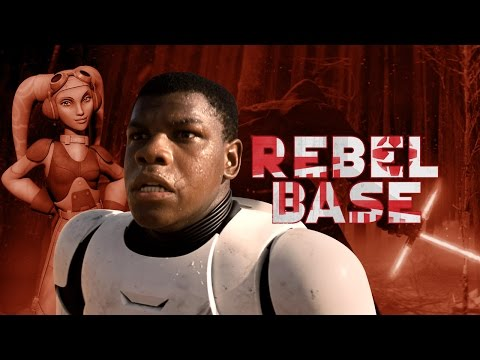 10 Weird and Wonderful Theories about Star Wars Episode 7 - Rebel Base
