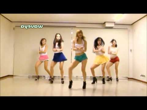Dance Tutorial - Psy - Gangnam Style - Espelhada E Lenta video