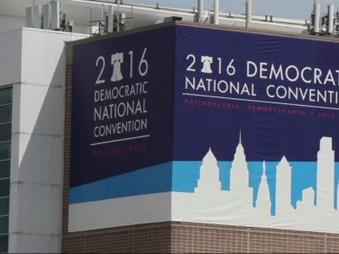 Security Heightened in Philadelphia Ahead of DNC