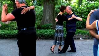 Tango in Central Park