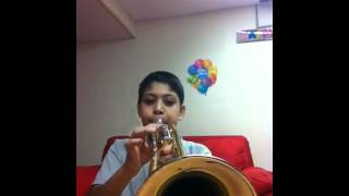 What Makes You Beautiful- One Direction on Trumpet