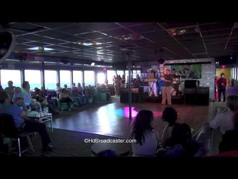 Victory Casino Cruise , bikini contest, part one