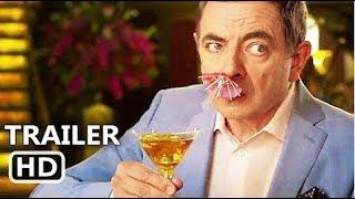 JOHNNY ENGLISH 3 Trailer # 2 (2018) Rowan Atkinson, Strikes Again, Comedy Movie HD