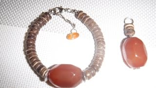 Коллекция украшений для Оксаны. exclusive jewelry from natural stones