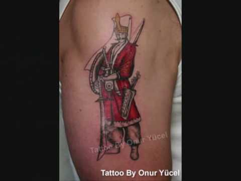 turkish tattoos. These tattoos generally about Turkish people and Turkey.