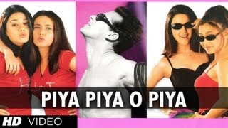Piya Piya O Piya Video Song from Har Dil Jo Pyar Karega