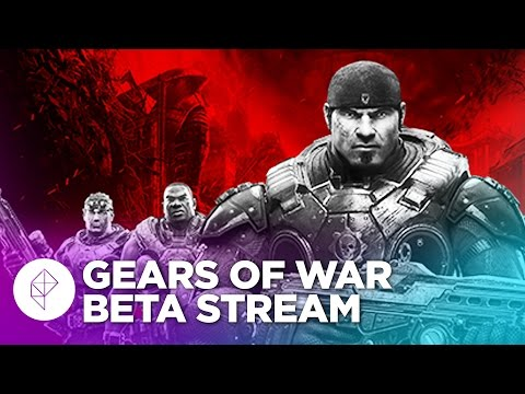 Watch us play Gears of War Ultimate Edition live