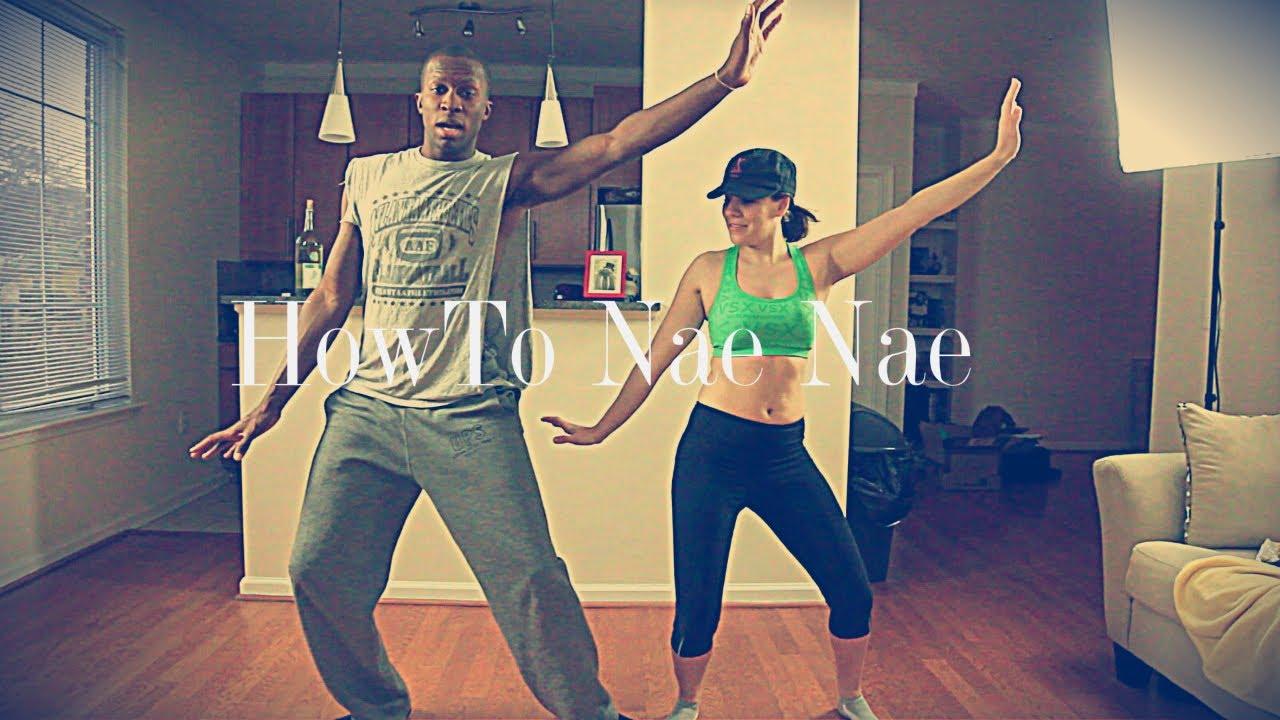 Nae Nae Dance Gif