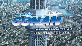 Detective Conan: Film 18 - Trailer (German)
