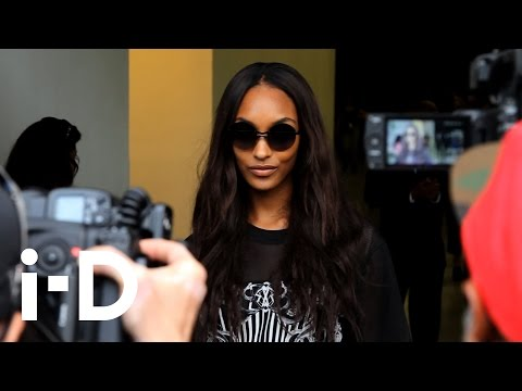 Fashion Weeks Supermodels: Jourdan Dunn