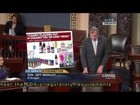 Senator Jeff Merkley   Section 5 General Speeches   FDA Regulations
