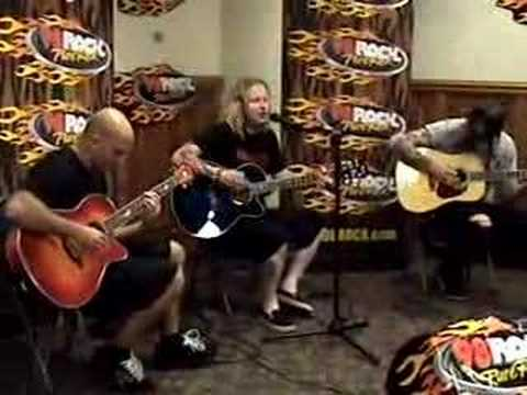 stone sour - through the glass (acoustic) Video