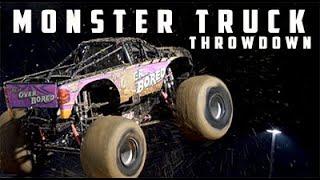 Monster Truck Throwdown 2018 | GALOT Motorsports Park Benson, NC