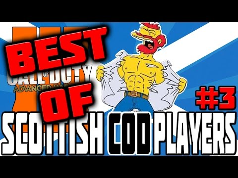 BEST OF SCOTTISH COD PLAYERS #3 (Feat: Noodless 91) Black Ops 3/Advanced Warfare