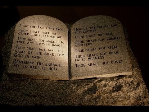 Why Should the Ten Commandments be in Our Public Schools?