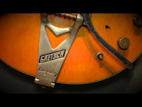 Spotlight Exhibit: John Lennon&#39;s Gretsch 6120
