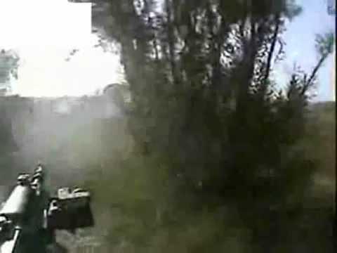GRAPTHIC  British troops killling taliban at very close range 10 ft