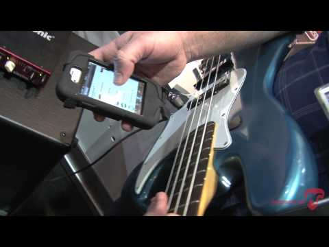 Summer NAMM '12 - TC Electronic BH250 Bass Amp Demo