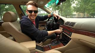 I Bought the Cheapest BMW E39 in the USA!