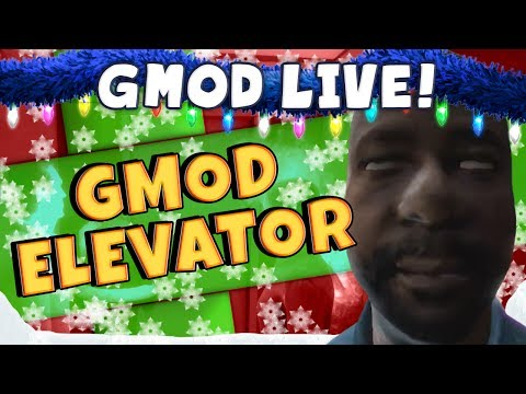 Gmod Elevator Livestream - Getting High video