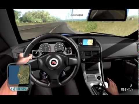 Test Drive Unlimited Nissan