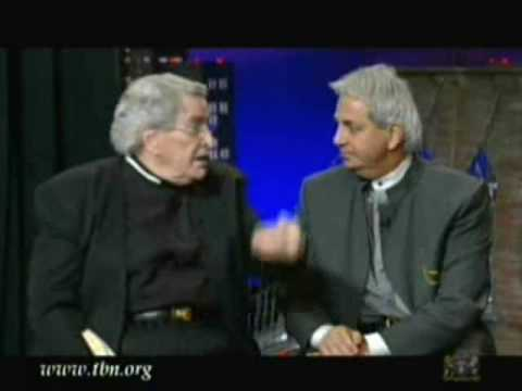 Benny Hinn - The Indestructibility of Israel (2)
