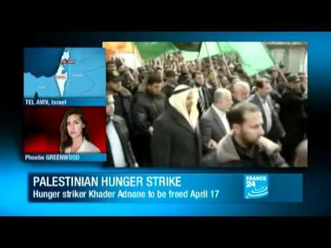 Deal ends Palestinian prisoner hunger strike: minister