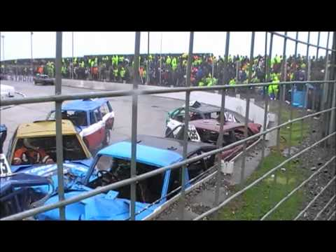 Crasharama 14, Unlimited Banger Racing, Smeatharpe Stadium Taunton, 05.06.2012.