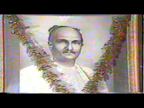 A first ever documentary on Dr.Puttaparthi Narayanacharya by Doordarshan,Hyderabad.