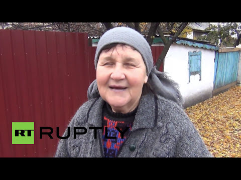 Ukraine: DPR warm hearts with FREE coal to Donetsk's most vulnerable
