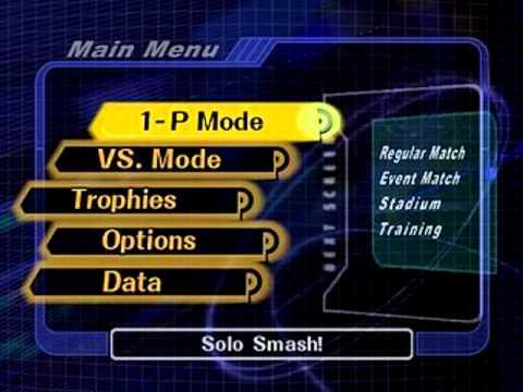 Main Menu 10 Hours Super Smash Bros Melee YouTube
