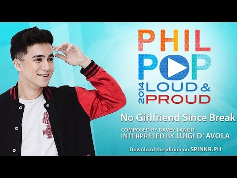 Luigi D' Avola - No Girlfriend Since Break (NGSB) (Official Music Video) Philpop 2014