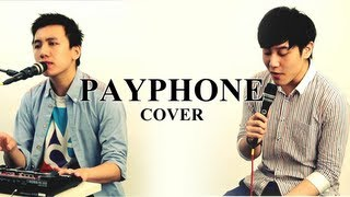 Payphone -- HeartGrey & Kurt Chan -- ( BEATBOX + SINGING )