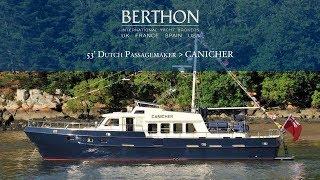 53 Dutch Passagemaker (CANICHER) - Yacht for Sale - Berthon International Yacht Brokers