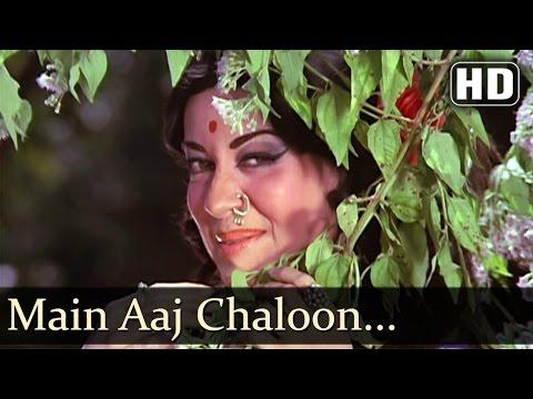 Banphool - Main Jahan Chala Jaoon Bahaar Chali Aaye - Kishore...