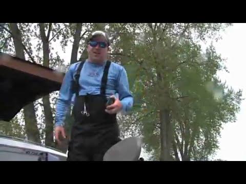 Crappie Fishing with Plastics, EGO S2 Slider Net